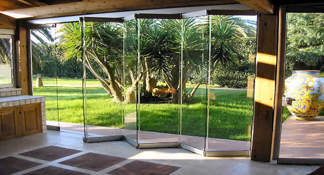Exceptional GIEMME SYSTEM, Folding Glass Doors
