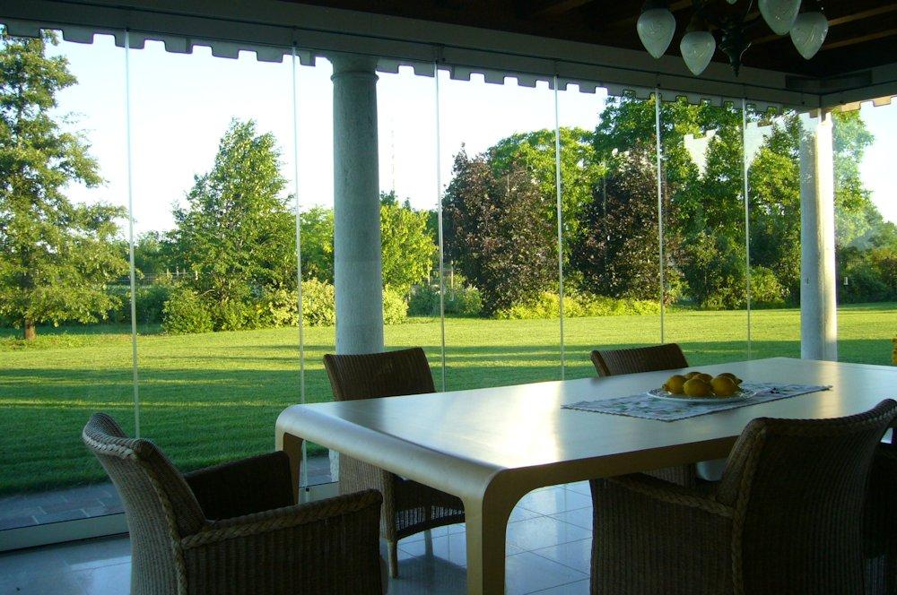 Foto tour verandenverglasung gazebo und wintergarten - Glas pergola ...