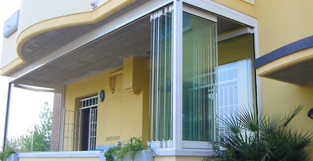 Photogallery balconi e terrazzi for Balconi e terrazzi