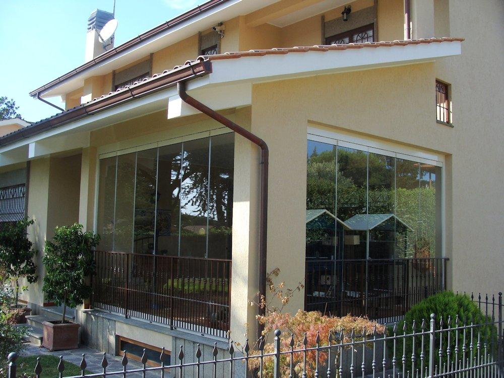 Photogallery verande porticati pergole - Idee per terrazzi ...