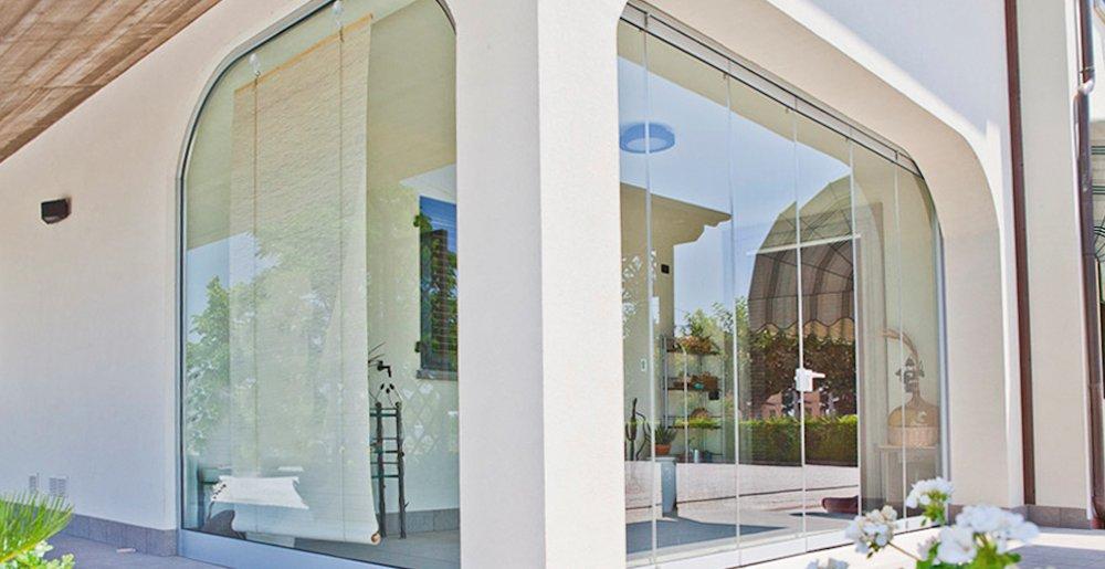 Photogallery verande porticati pergole - Archi da interno casa ...