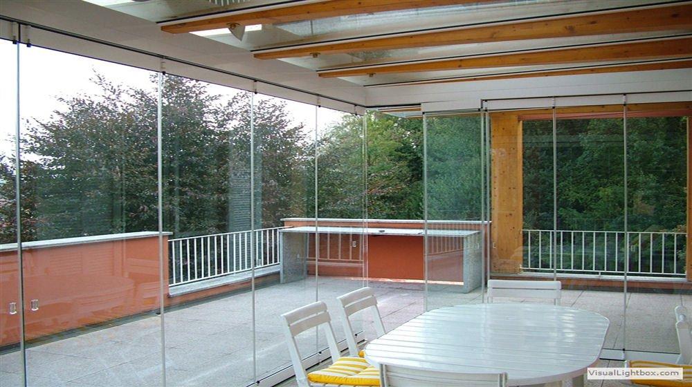 gm morando - approfondimento - normative, permessi, serre solari - Veranda Chiusa Per Terrazzo