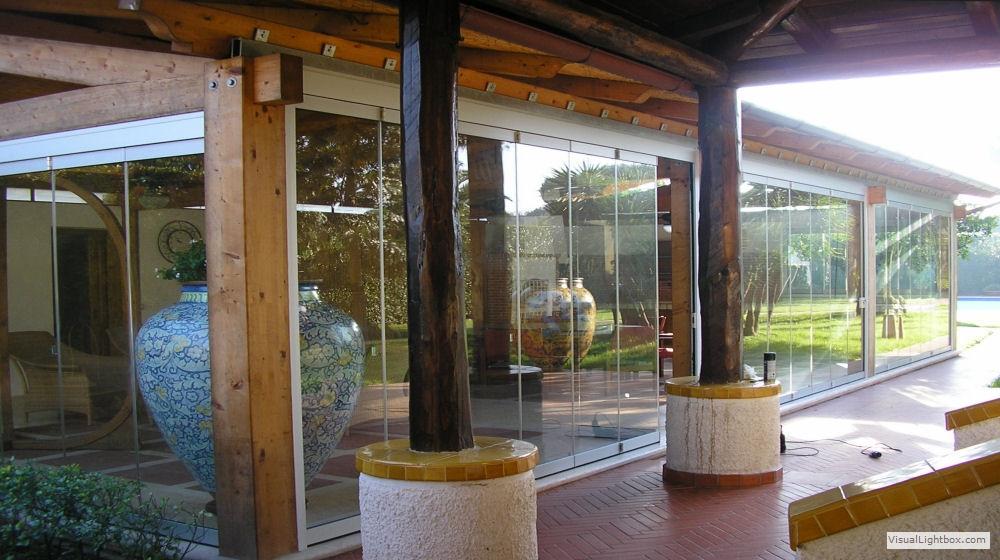 Photogallery verande porticati pergole - Verande giardino d inverno ...
