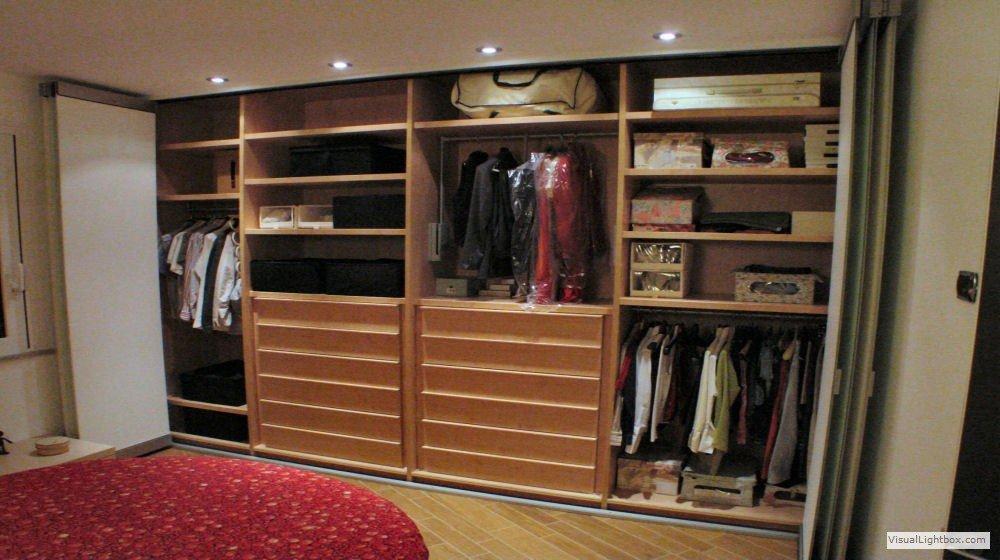 Photogallery cabina armadio - Contenitori per cabina armadio ...