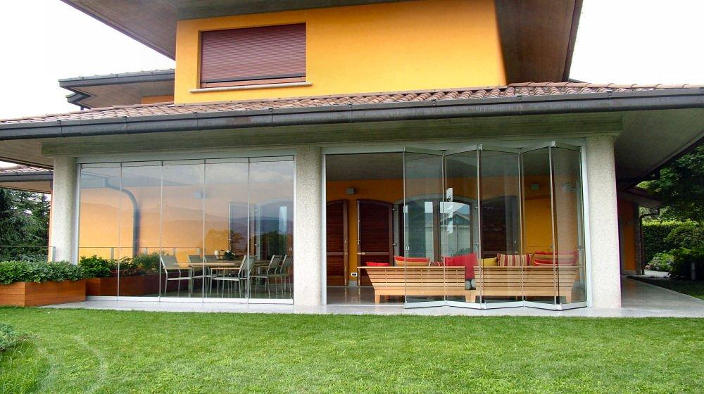 Chiusura Terrazzo Con Serramenti ~ Ispirazione Interior Design & Idee Mobili