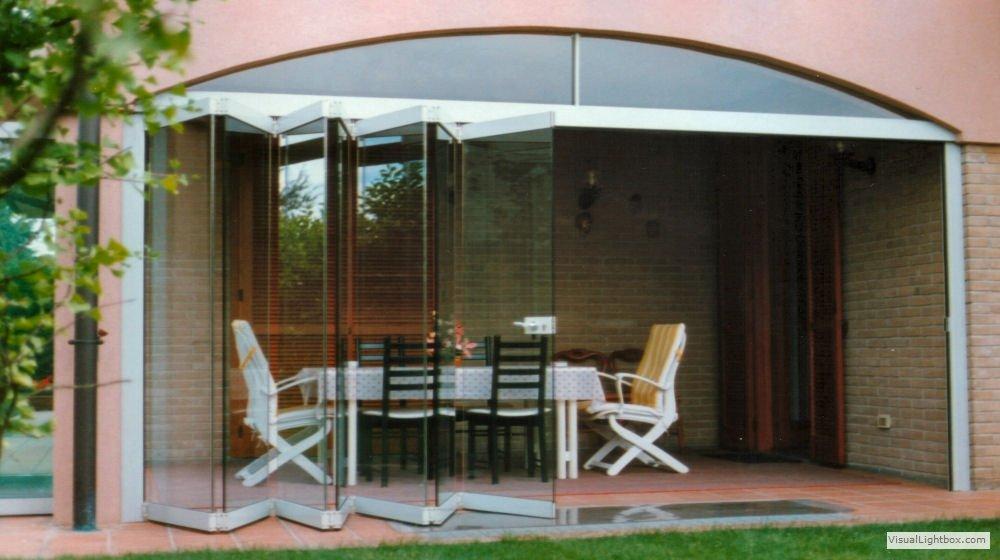 Photogallery verande porticati pergole for 3 box auto con abitazione