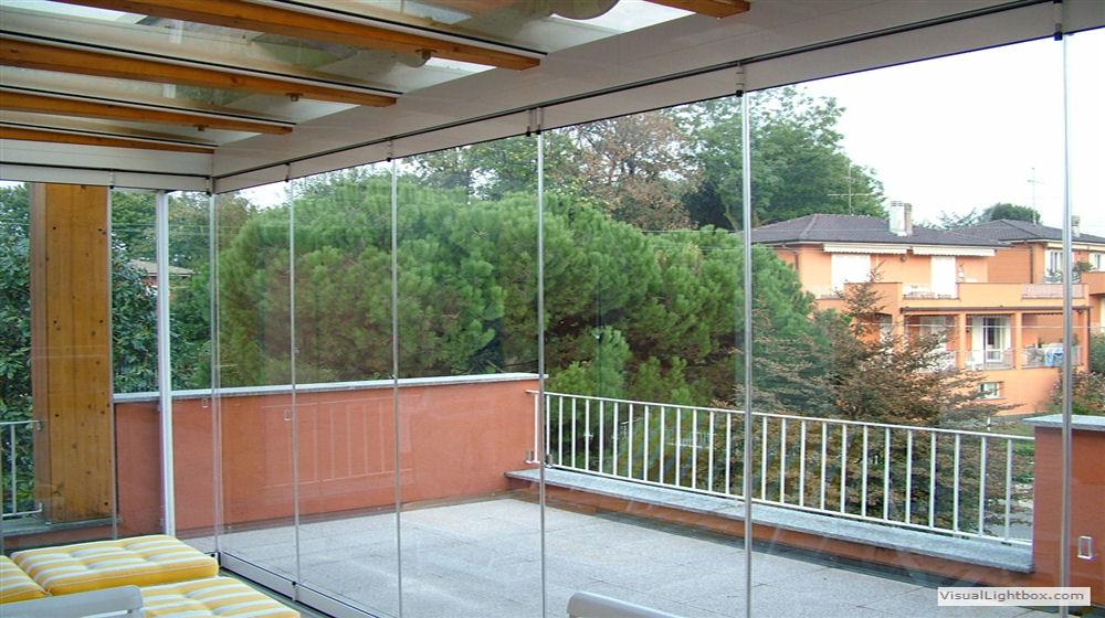 Photogallery balconi e terrazzi - Verande su terrazzi ...