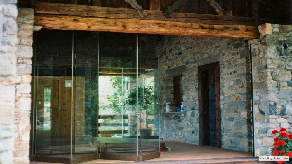 Photogallery verande porticati pergole - Griglie per finestre esterne ...