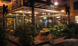 Gm morando approfondimento pub e bar for L esterno del ristorante sinonimo