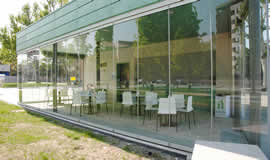 Gazebo e giardini d 39 inverno gm morando approfondimento for Balcone chiuso da vetrate