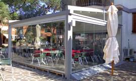 Gazebo Per Bar Ristoranti.Gazebo E Giardini D Inverno Gm Morando Approfondimento