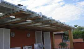 Serramenti in Alluminio GM Morando, coperture, strutture .