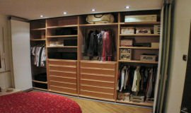 folding doors for wardrobes